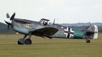 Photo ID 87537 by Claire Williamson. Private Private Hispano HA 1112 M1L Buchon, D FMVS