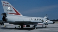 Photo ID 112027 by David F. Brown. USA Air Force Convair F 106A Delta Dart 8, 59 0044