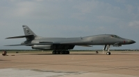 Photo ID 114190 by Paul Newbold. USA Air Force Rockwell B 1B Lancer, 85 0061