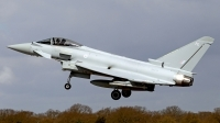 Photo ID 118349 by Carl Brent. UK Air Force Eurofighter EF 2000 Typhoon FGR4, ZK337