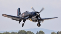 Photo ID 119014 by Radim Spalek. Private Private Vought F4U 7 Corsair, F AZYS