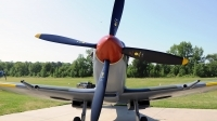 Photo ID 121947 by W.A.Kazior. Private Military Aviation Museum Supermarine 361 Spitfire HF9e, N730MJ