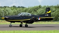 Photo ID 121415 by Thomas Ziegler - Aviation-Media. Netherlands Air Force Pilatus PC 7 Turbo Trainer, L 09