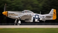 Photo ID 125945 by David F. Brown. Private Southern Heritage Air LLC North American P 51D Mustang, N251CS