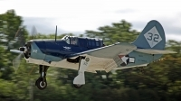 Photo ID 126534 by David F. Brown. Private Commemorative Air Force Curtiss SB2C 5 Helldiver, NX92879