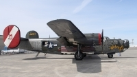 Photo ID 128026 by Aaron C. Rhodes. Private Collings Foundation Consolidated B 24J Liberator, N224J