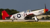 Photo ID 129254 by Andreas Zeitler - Flying-Wings. Private American Airpower Heritage Flying Museum North American P 51C Mustang, NX61429