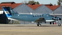 Photo ID 137509 by Martin Kubo. Argentina Navy Beech Super King Air B200, 0698