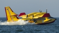 Photo ID 139260 by Thomas Ziegler - Aviation-Media. Italy Dipartimento Protezione Civile Canadair CL 415 6B11, I DPCG