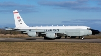 Photo ID 153171 by Ashley Wallace. USA Air Force Boeing RC 135V Rivet Joint 739 445B, 64 14841