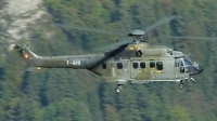 Photo ID 19430 by Rich Pittman. Switzerland Air Force Eurocopter AS 332M 1 Super Puma, T 319