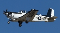 Photo ID 157472 by Thomas Ziegler - Aviation-Media. USA Navy Beech T 34C Turbo Mentor 45, 161053