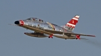 Photo ID 161710 by David F. Brown. Private Private North American F 100F Super Sabre, N2011V