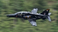 Photo ID 162299 by Paul Massey. UK Air Force BAE Systems Hawk T 2, ZK027