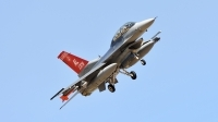 Photo ID 172346 by Herman Posthuma. USA Air Force General Dynamics F 16D Fighting Falcon, 87 0379