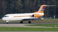 Photo ID 174874 by Günther Feniuk. Netherlands Government Fokker 70, PH KBX