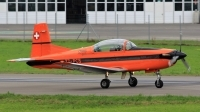Photo ID 173764 by Milos Ruza. Private Fliegermuseum Altenrhein Pilatus PC 7 Turbo Trainer, T7 PCS