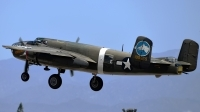 Photo ID 183851 by W.A.Kazior. Private Collings Foundation North American B 25J Mitchell, NL3476G