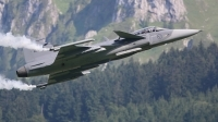 Photo ID 181446 by Ludwig Isch. Sweden Air Force Saab JAS 39C Gripen, 39289