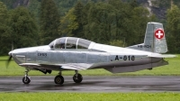 Photo ID 193906 by Agata Maria Weksej. Private P 3 Flyers Pilatus P 3 05, HB RCH