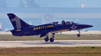 Photo ID 202207 by Ugo Pigozzi. Private Breitling Jet Team Aero L 39C Albatros, ES YLN