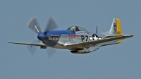 Photo ID 204224 by David F. Brown. Private Private North American P 51D Mustang, N7551T