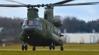 Photo ID 204254 by Robert Flinzner. Netherlands Air Force Boeing Vertol CH 47D Chinook, D 665