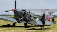 Photo ID 204299 by Jan Eenling. Private Private Supermarine 361 Spitfire HFIX, G BRSF