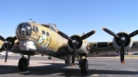 Photo ID 206525 by Gerald Howard. USA Army Air Force Boeing B 17G Flying Fortress 299P, N93012