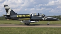 Photo ID 207517 by Alexandru Chirila. Private Breitling Jet Team Aero L 39C Albatros, ES YLP