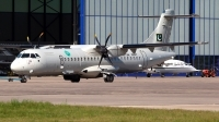 Photo ID 209593 by Carl Brent. Pakistan Navy ATR ATR 72 212A, 79