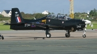 Photo ID 215266 by Sybille Petersen. UK Air Force Short Tucano T1, ZF244