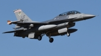 Photo ID 219264 by Hans-Werner Klein. USA Air Force General Dynamics F 16D Fighting Falcon, 93 0825