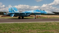 Photo ID 221283 by Jan Eenling. Ukraine Air Force Sukhoi Su 27P1M,