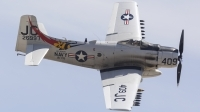 Photo ID 225877 by Nathan Havercroft. Private Comanche Warbirds Inc Douglas A 1D Skyraider AD 4NA, NX409Z