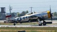 Photo ID 226556 by W.A.Kazior. Private Vintage Fighters LLC Republic P 47D Thunderbolt, NX47DM