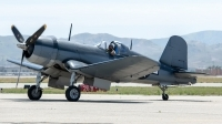 Photo ID 227551 by W.A.Kazior. Private Planes of Fame Air Museum Vought F4U 1A Corsair, NX83782