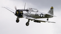 Photo ID 230286 by Aaron C. Rhodes. Private Heritage Flight Museum North American AT 6D Texan, N190FS