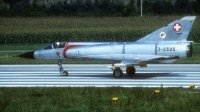 Photo ID 231130 by Rainer Mueller. Switzerland Air Force Dassault Mirage IIIS, J 2325