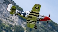 Photo ID 231290 by Martin Thoeni - Powerplanes. Private Private North American P 51D Mustang, D FPSI