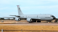 Photo ID 232561 by Carl Brent. USA Air Force Boeing KC 135R Stratotanker 717 148, 58 0001