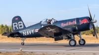 Photo ID 233267 by Thanasis Ozrefanidis. Private Red Bull Vought F4U 4 Corsair, OE EAS