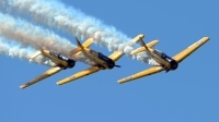Photo ID 233737 by Rod Dermo. Private Canadian Harvard Aerobatic Team North American Harvard II, C FNDB