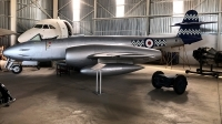 Photo ID 234275 by Ray Biagio Pace. UK Air Force Gloster Meteor F 8, WF714