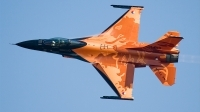 Photo ID 33277 by Alex van Noye. Netherlands Air Force General Dynamics F 16AM Fighting Falcon, J 015