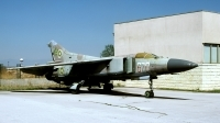 Photo ID 43341 by Joop de Groot. Bulgaria Air Force Mikoyan Gurevich MiG 23MF, 670