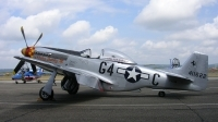 Photo ID 6027 by DEVAUX Eric. Private Private North American P 51D Mustang, F AZSB