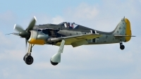 Photo ID 52624 by Radim Spalek. Private Private Flug Werk FW 190A 8 N, F AZZJ