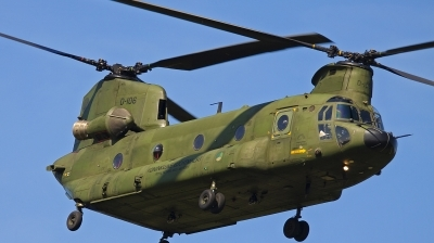 Photo ID 79741 by Tim Van den Boer. Netherlands Air Force Boeing Vertol CH 47D Chinook, D 106