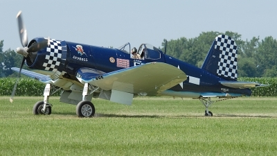 Photo ID 79840 by Rod Dermo. Private F4U Inc Goodyear FG 1D Corsair, NX83JC